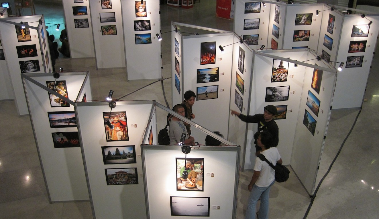 Exhibition Photography