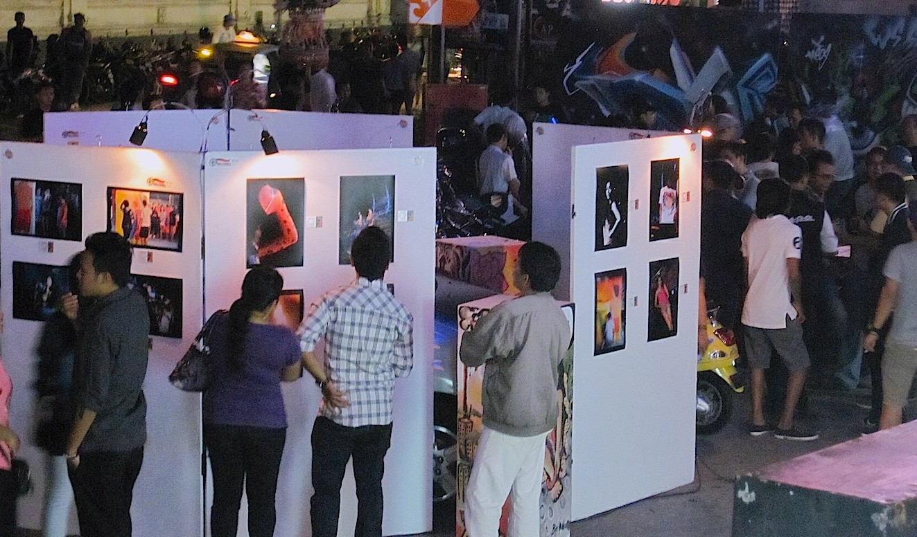 Exhibition Public Photography