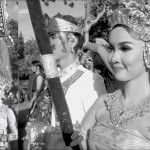 Kontingen Pawai PKB asal Kabupaten Tabanan Bali